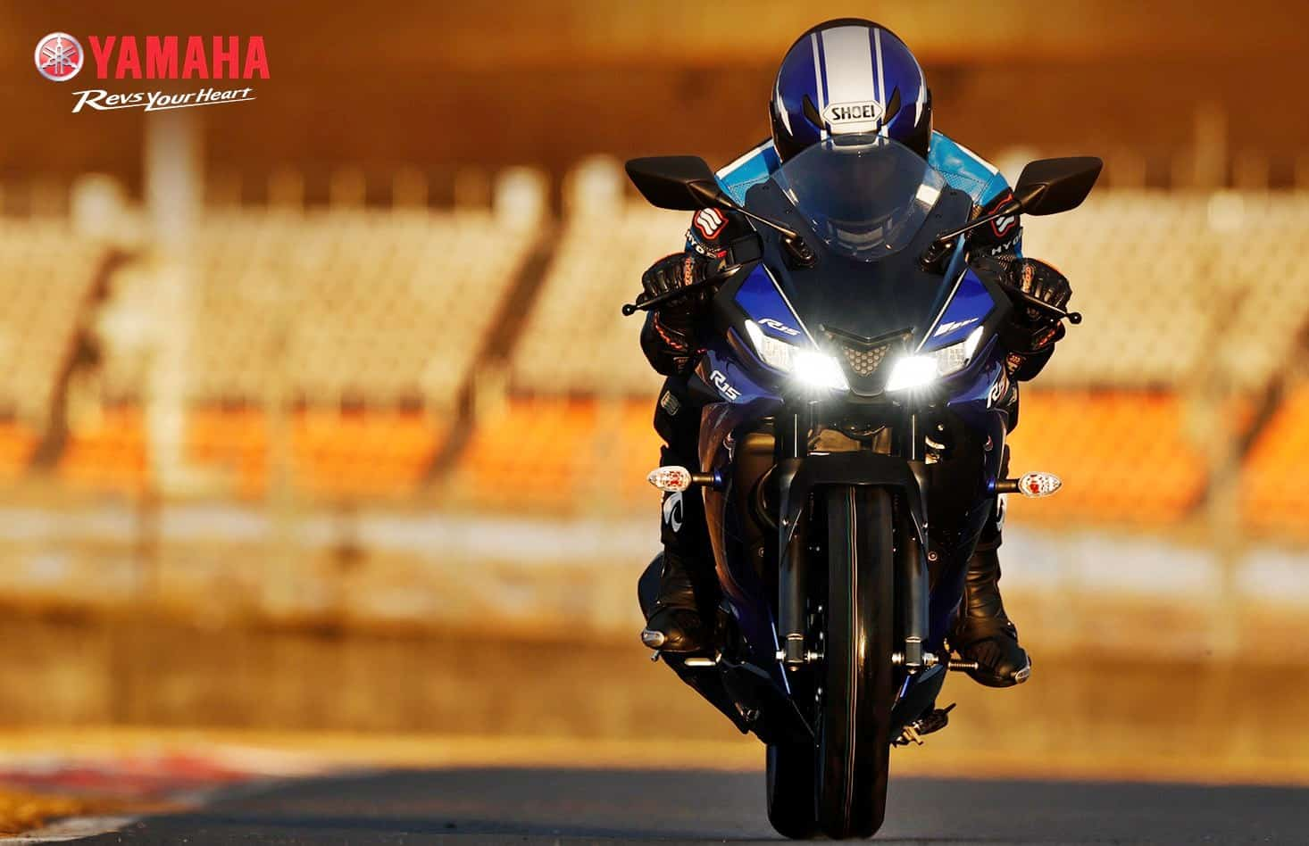 All you need to know about the new Yamaha R15 V3 2018.
