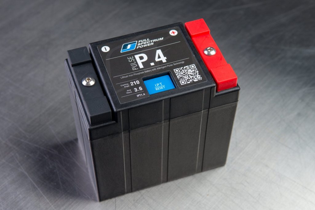full spectrum power battery