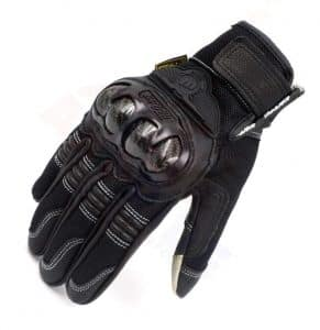 And ride madbike riding gloves.