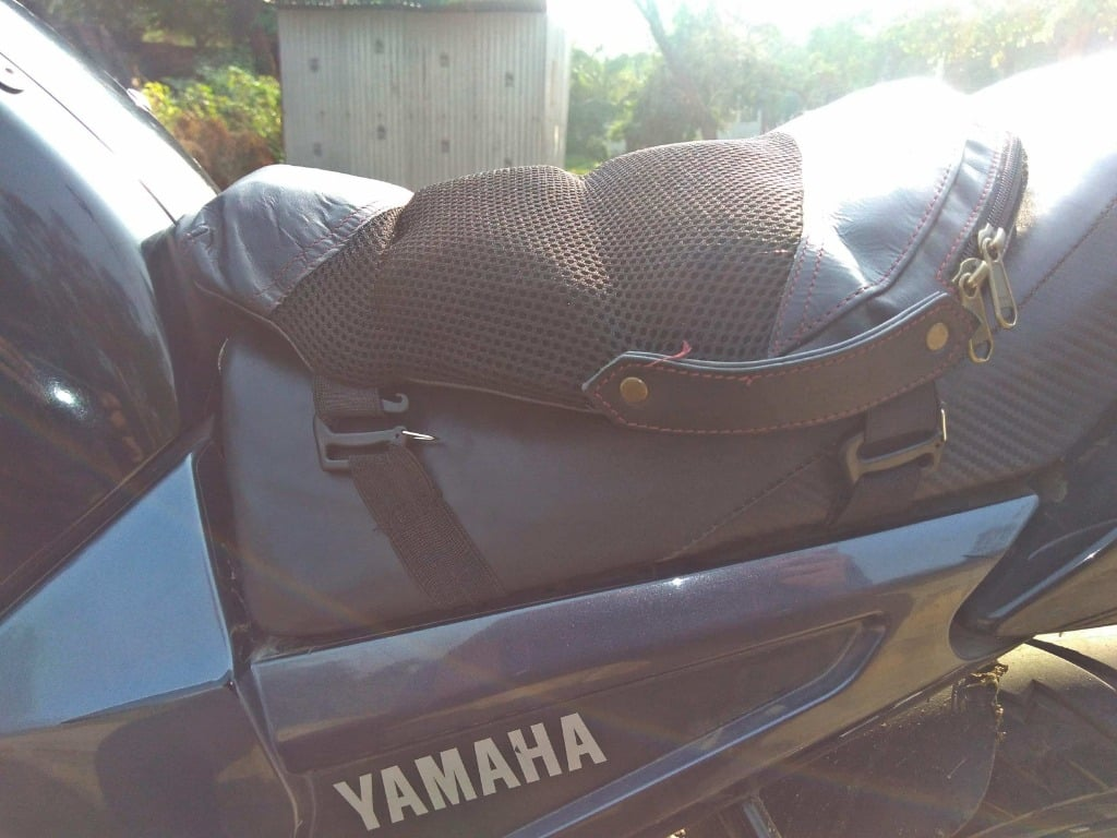 air seat for bikers