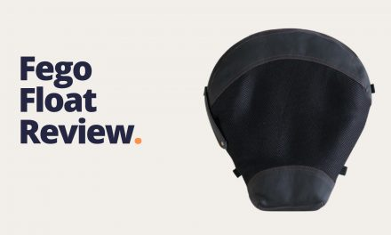 Fego Float Air Seat Review: It will save your butt