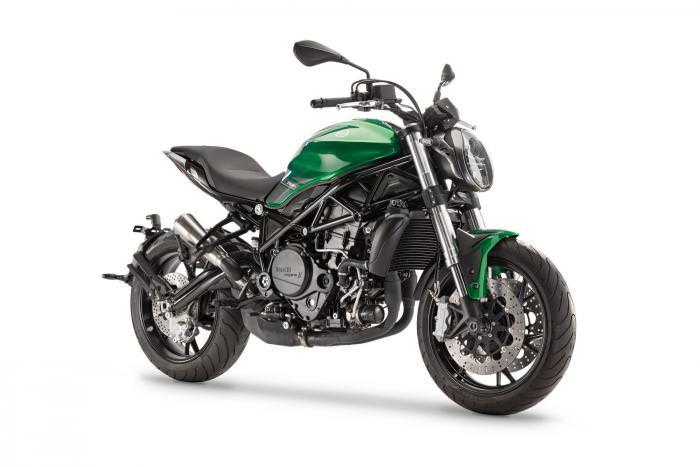 benelli 725 s green