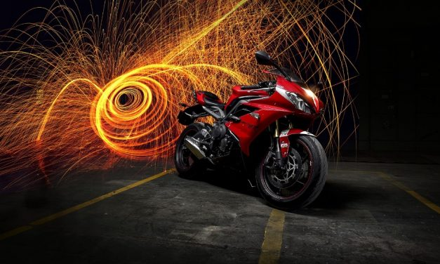 In the Spotlight: Motorcycle Photographers of India