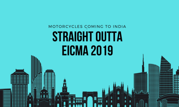 7 hot motorcycles coming to India from the EICMA 2019.