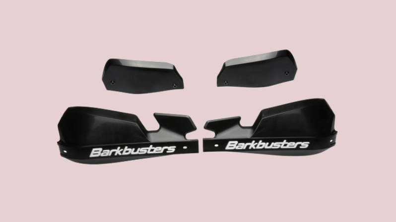 Barkbusters hand guards