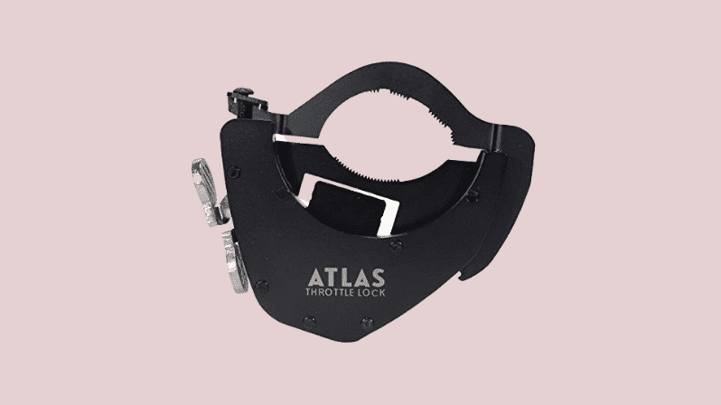ATLAS motorcycle lock