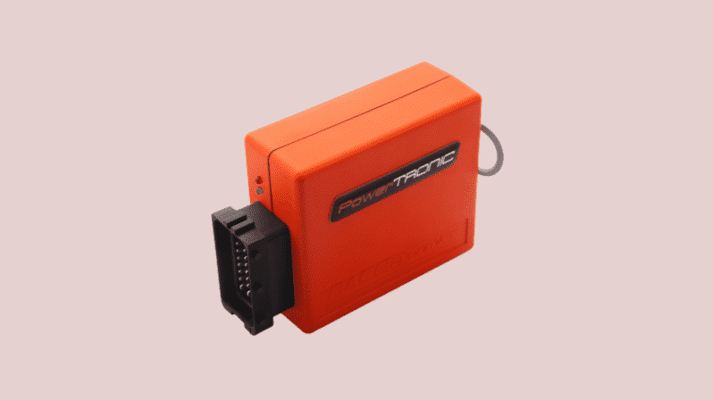 Powertronic Motorcycle ECU