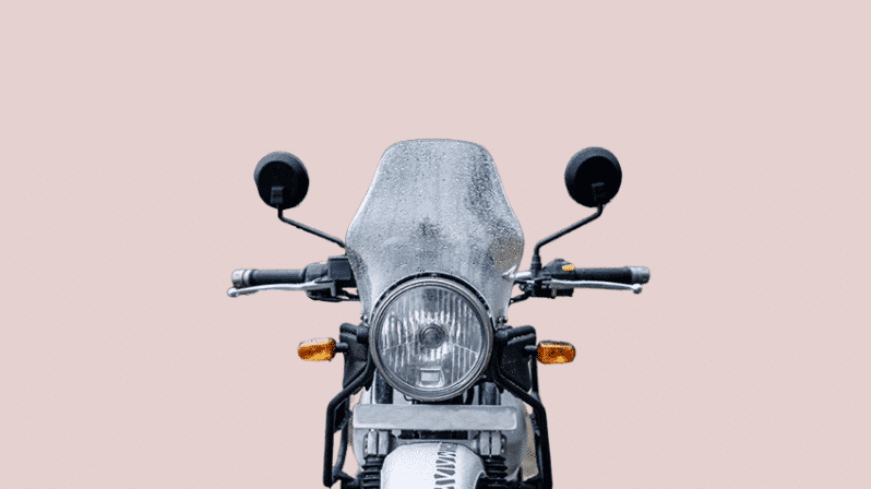 Royal Enfield Himalayan Windshield